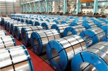 China DX52D+Z, Spulen-heißes Bad GI DX53D+Z Q215 Q235 ASTM A653 galvanisierte Stahlblech fournisseur